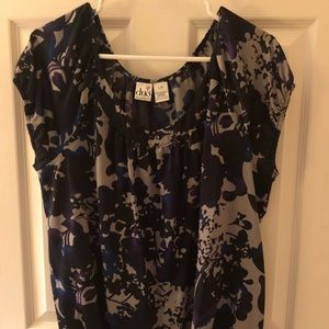 Large Duo Maternity blouse